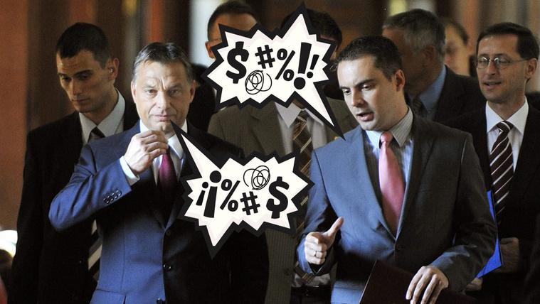Cenzúráztuk Orbán és Vona vitáját