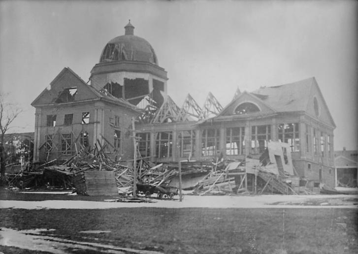 Halifax Explosion Aftermath LOC 2 - restored