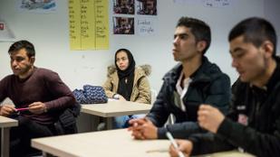 A németországi bevándorlók majdnem fele megbukik az integrációs tanfolyamokon