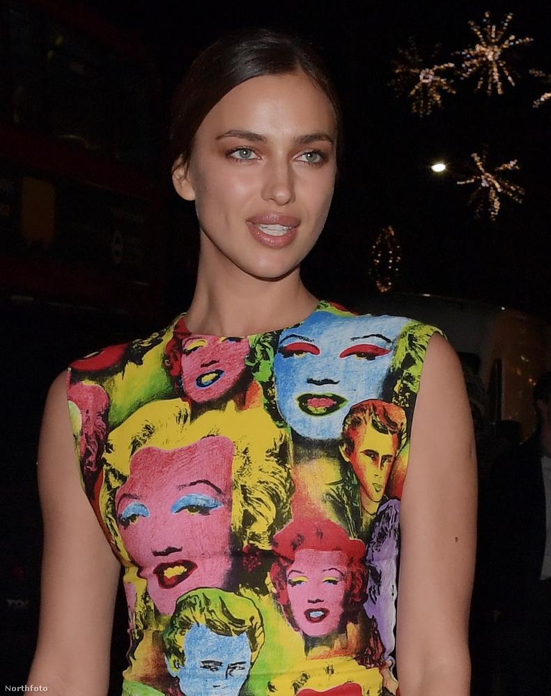 Meg hát persze az sem árt, ha egy ennyire csinos nő viseli ezt a különleges szettet
