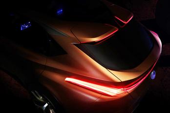 A Lexusnak is lesz mega-terepjárója