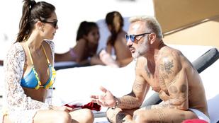 Csajozik és strandol tovább Miami olasz bikája