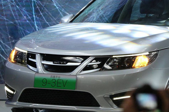 Új tulajdonosa van a Saab maradékának