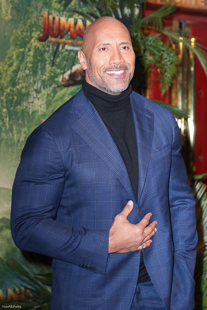 Jól jön a Jumanji című film második részének, hogy szerepel benne Dwayne Johnson, mert a The Rock néven is ismert színész most csillagot fog kapni Hollywoodban a hírességek sétányán.