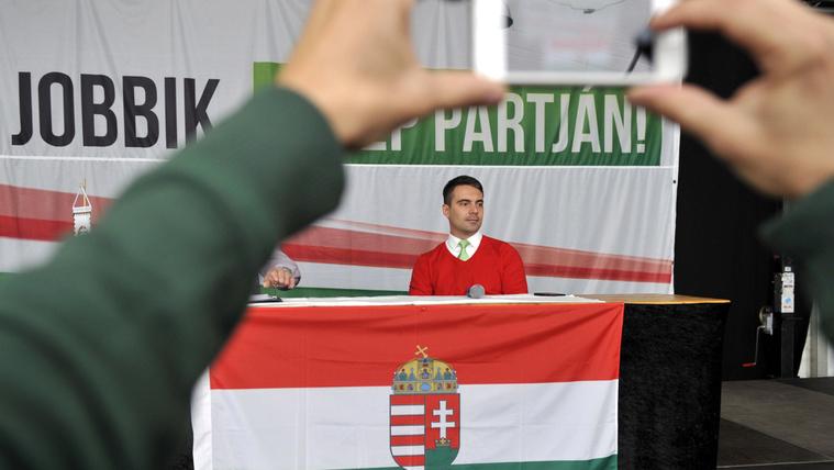 Volner: Kérdésessé vált, hogy a Jobbik tud-e indulni a választáson
