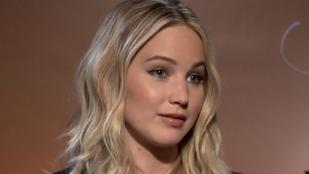 Jennifer Lawrence: Harvey Weinstein olyan volt nekem, mint egy apa