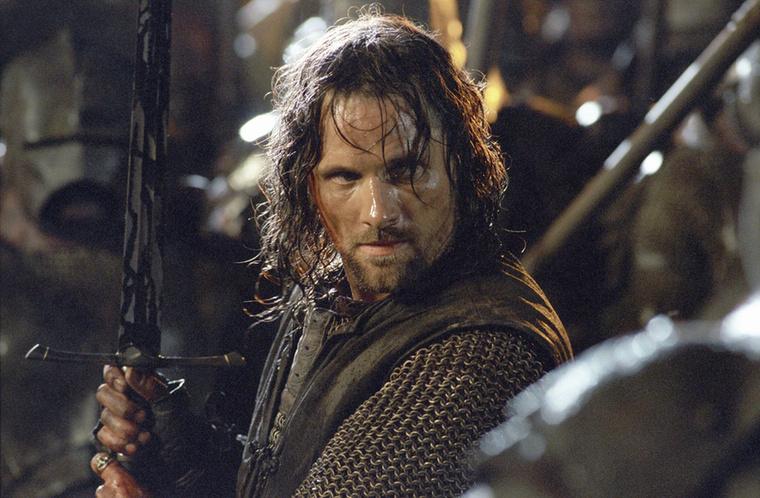 AragornPeter Jackson nagyban gondolkozott, mikor A gyűrűk urát castingolta