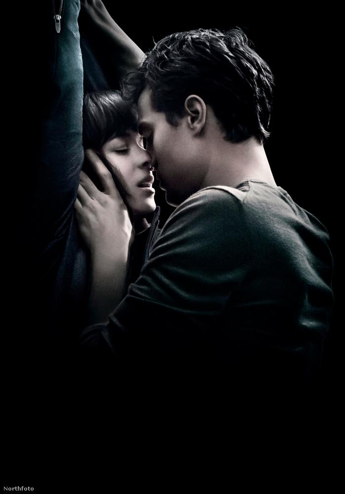 Christian Grey és Anastasia SteeleÉrdekes módon, A szürke ötven árnyalatában a híres hollywoodi színészek közül nem látta meg senki a potenciált, így esett a választás a kevésbé ismert Dakota Johnsonra és Jamie Dornanra