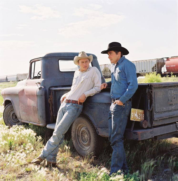 Ennis Del Mar és Jack TwistKét szerelmes, meleg cowboy megformálása nem való mindenkinek, például Matt Damonnak és Mark Wahlbergnek biztos nem
