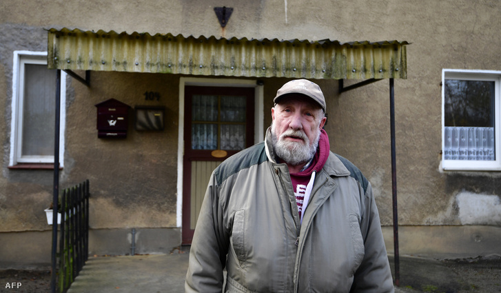Paul Urbanek Alwine egyik lakója