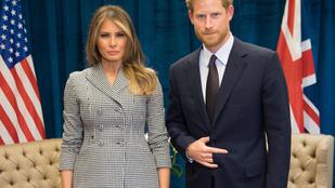 Észrevette már, hogy Harry herceg nagyon jellegzetes mozdulattal jelzi, ha zavarban van?