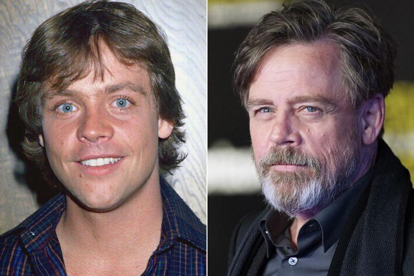 A lányok odavoltak a jóképű Mark Hamillért a hetvenes években - kék szemeivel mindenkit elvarázsolt. Ennek ellenére ő világéletében csak egy nőt szeretett: feleségét, Marilou Yorkot, aki 1978 óta a felesége. Hamill mostanában inkább szinkronhangként tevékenykedik, de mivel a neve egybeforrt Luke Skywalkerével, visszatért a szériába.