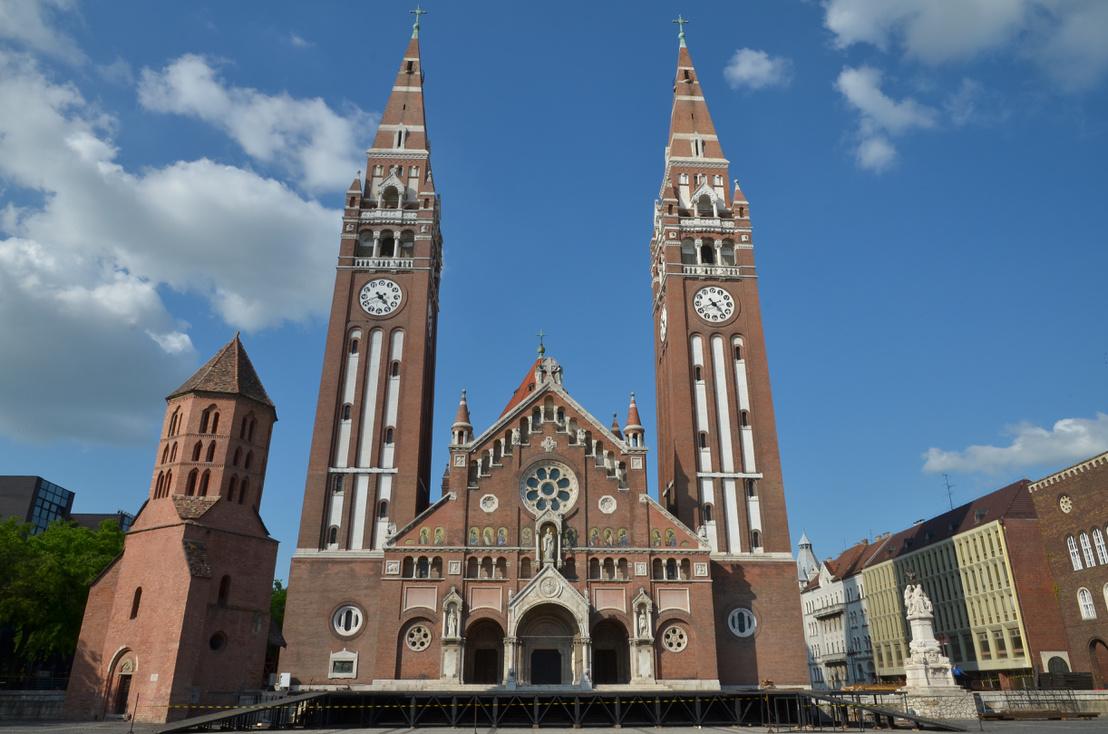 Foek Ernő: Szegedi fogadalmi templom