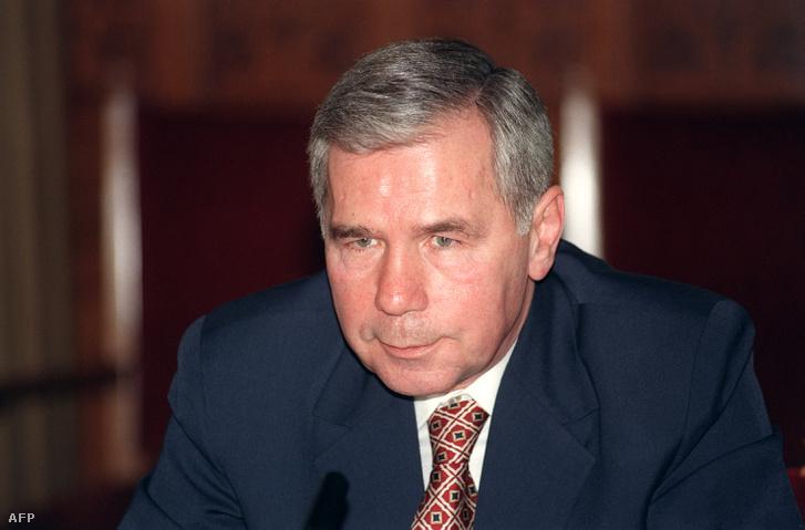 Horn Gyula 1997-ben