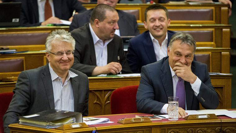 Habony? Orbán? Lázár? Dehogy! Ők öten az új Fidesz-kétharmad letéteményesei
