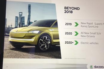Kiderültek a Škoda tervei 2020-ig