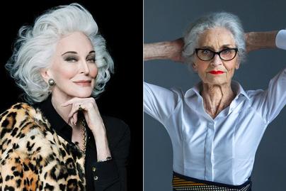 11fda97f69 Az Instagram legstílusosabb 60 év feletti női: szétlájkolják a ...