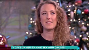 Egy nő állítja, hogy 20 szellemmel is lefeküdt már
