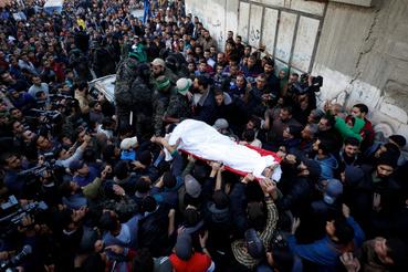 Az izraeli légicsapásban meghalt katona a radikális palesztin szervezet, a Hamász tagja volt.