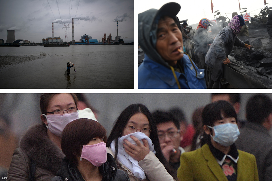 Kínában súlyos gondokat okoz évről-évre a nagyvárosokat megülő szmog, amiért nagy részben a széntüzelésű erőműveket okolják