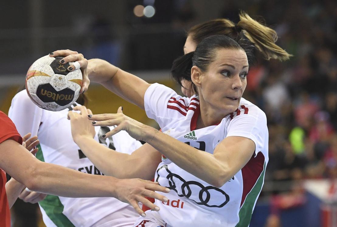 Görbicz Anita a Norvégia elleni mérkőzésen