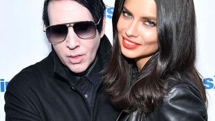 Marilyn Manson két meglepő partnerével kívánunk boldog ezüstvasárnapot