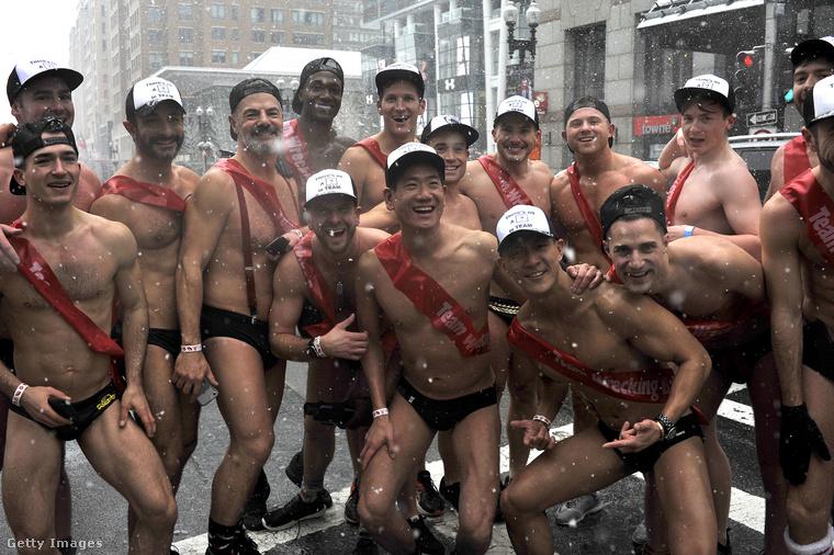 Természetesen az eseményen nemcsak férfiak vettek részt