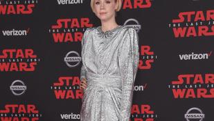 A Trónok harca óriásnője mindenkinél csinosabb volt Az utolsó Jedik premierjén