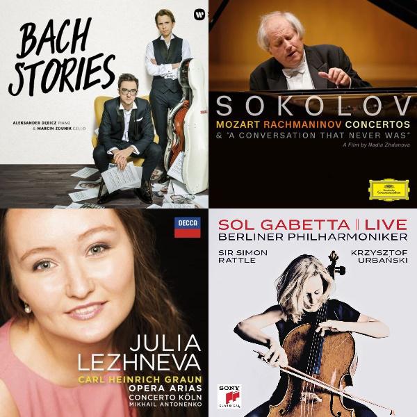 Az év külföldi klasszikus zenei hanglemezei a Gramofon szerint