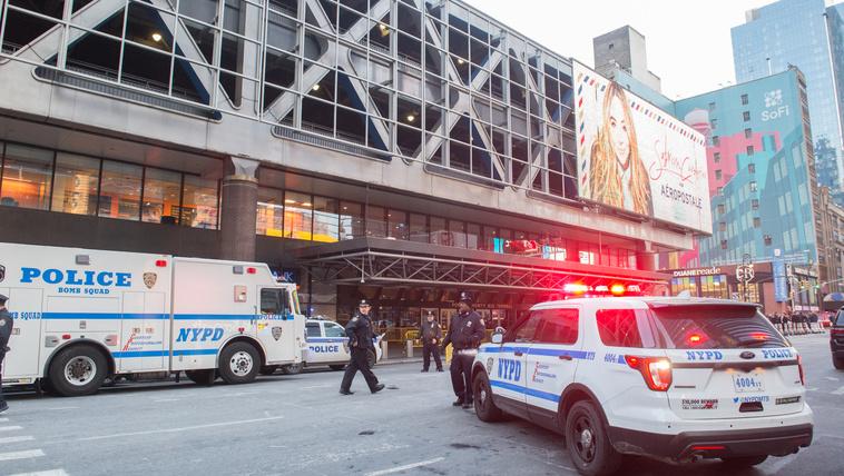 Robbanás volt New York belvárosában, egy embert őrizetbe vettek