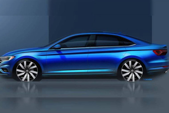 Jó nagyra nő a Volkswagen Jetta