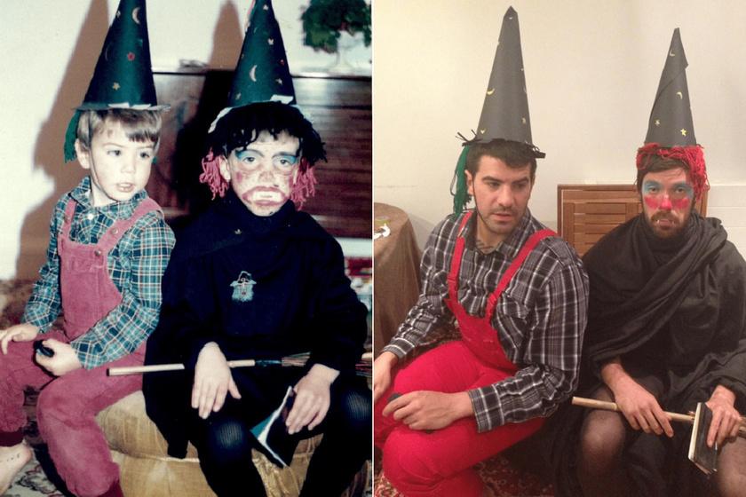 Kis mágusok és nagy mágusok: az első cuki, a második inkább vicces.