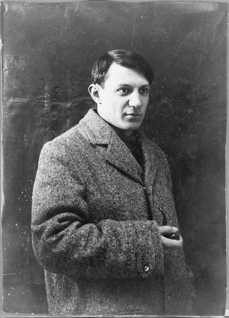 Pablo Picasso, 1908