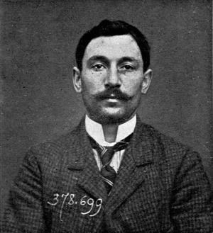 Vincenzo Peruggia (1881-1925)