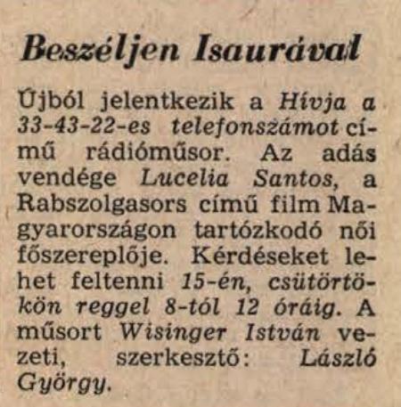 Népszava, 1987. január 15. 12. o.