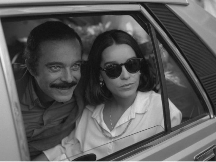 Lucelia Santos és Rubens de Falco, vagyis Isaura és Leoncio Lengyelországban 1985-ben