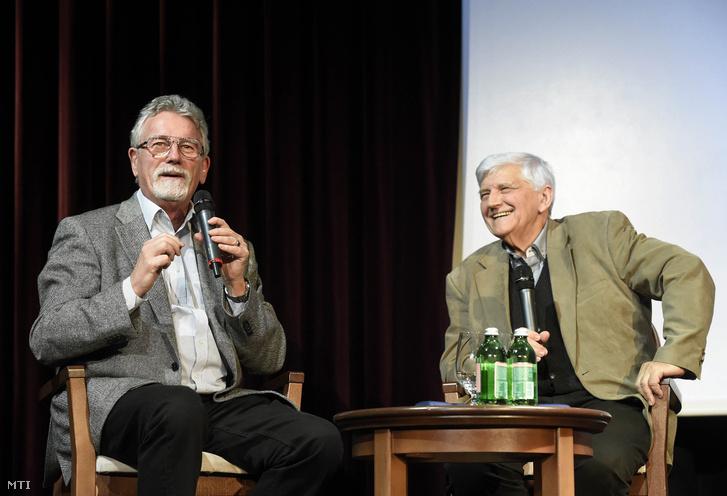 Jankovics Marcell és Richly Zsolt