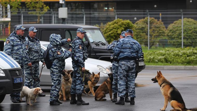 Öngyilkos merényletekre készült egy csoport Oroszországban