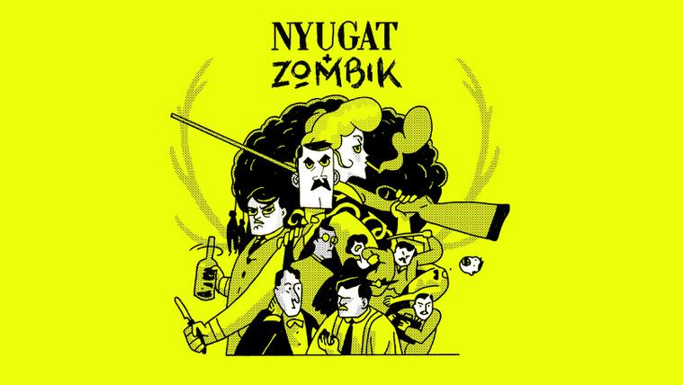 Ady Endre végre mészárolja a zombikat