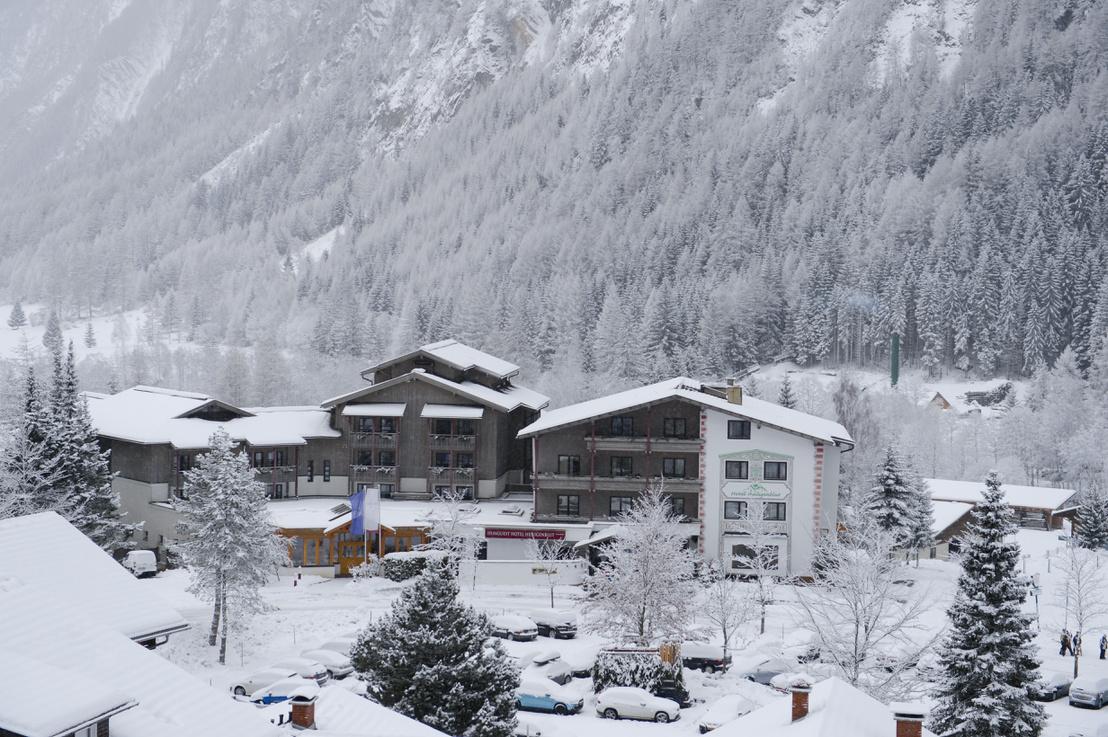 A Hotel Heiligenblut Ausztriában