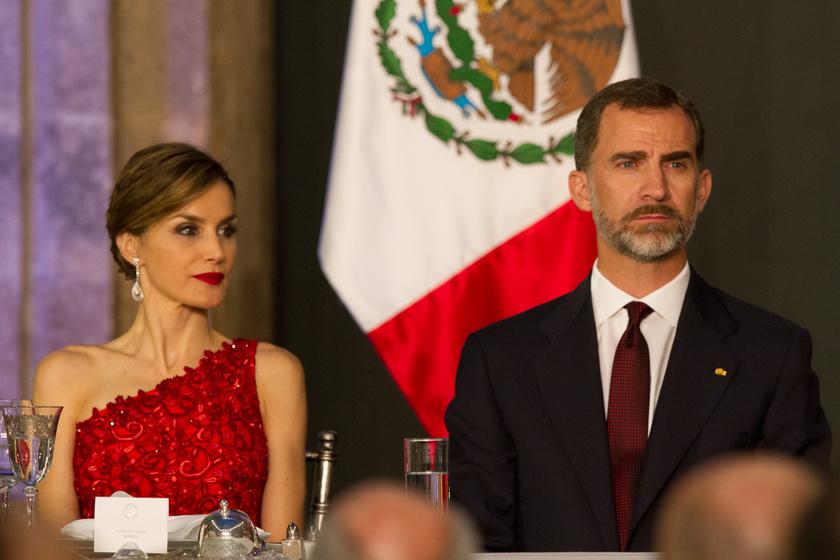 A spanyol királyné rezidenciája kívül-belül káprázatos: képeken mutatjuk