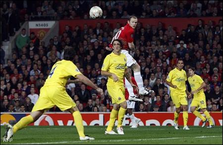 Nem esett gól a Manchester-Villarreal meccsen