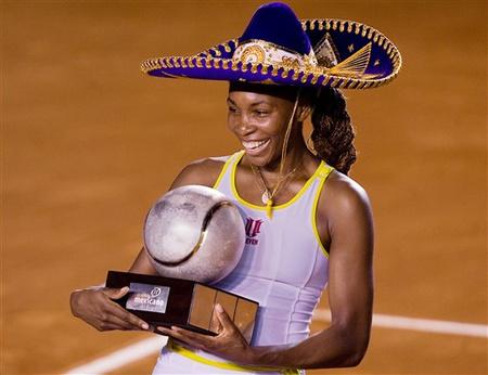 Venus Williams nyert Acapulcóban
