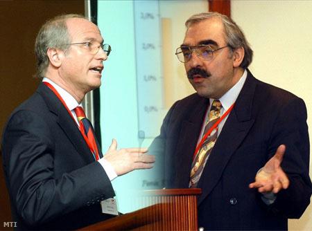 Surányi György és Bokros Lajos