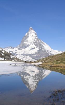 A 4478 méter magas Matterhorn