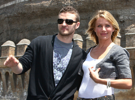 Timberlake és Diaz 2007 januárjában szakított