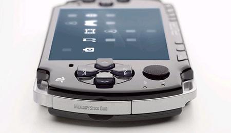 Egy koncepció a PSP-re