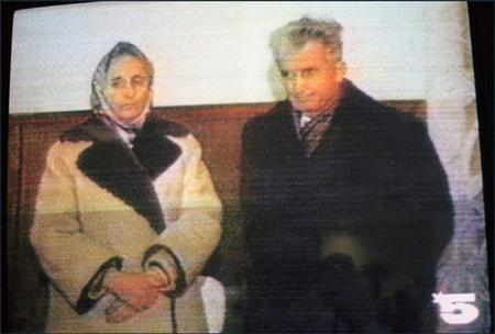 Elena és Nicolae Ceausescu