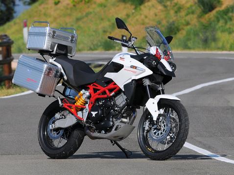 Moto Morini Gran Passo