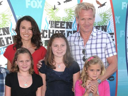 Ramsay és családja